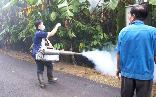 Giới thiệu máy phun thuốc dạng khói hàn quốc