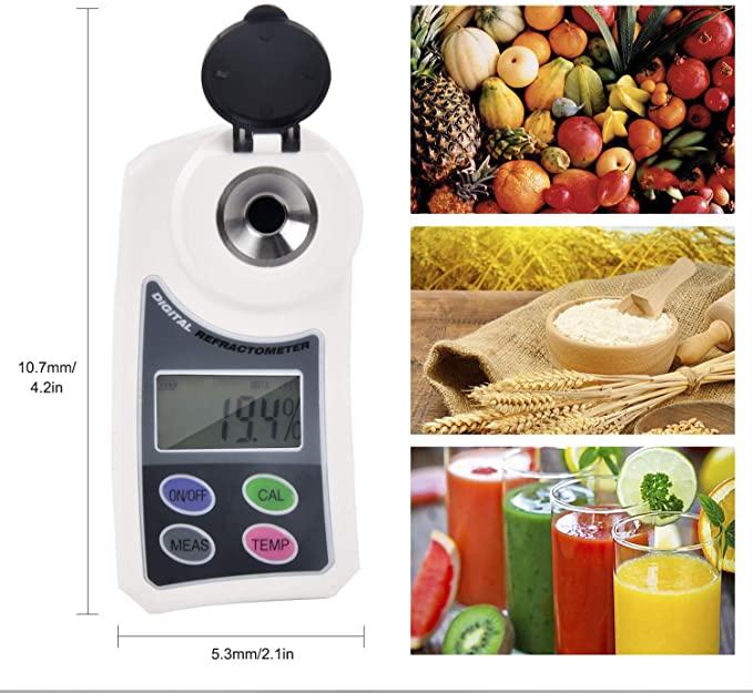 Sử dụng máy đo độ ngọt brix trong nhân giống cây trồng
