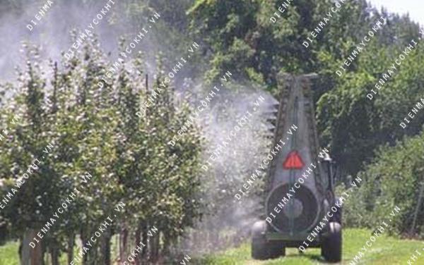 """Máy phun vườn """"thông minh"""" giảm gây hại khi sử dụng thuốc trừ sâu"""
