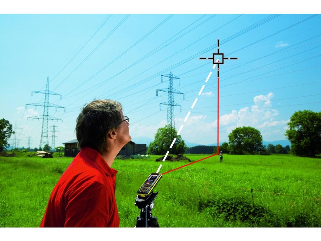 Những nguyên tắc vàng cần biết khi sử dụng máy đo khoảng cách