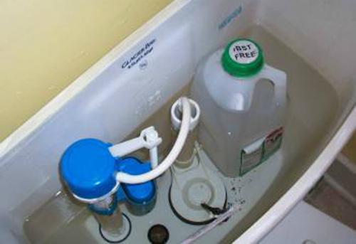 7 sai lầm gây lãng phí nước