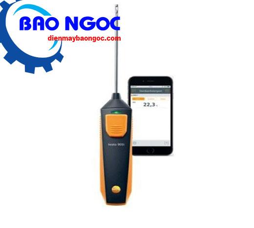 Máy đo nhiệt độ không khí testo 905i