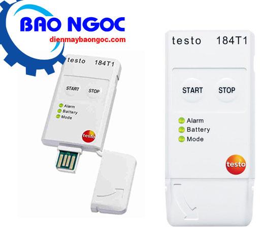 Máy đo nhiệt độ tự ghi testo 184-T1