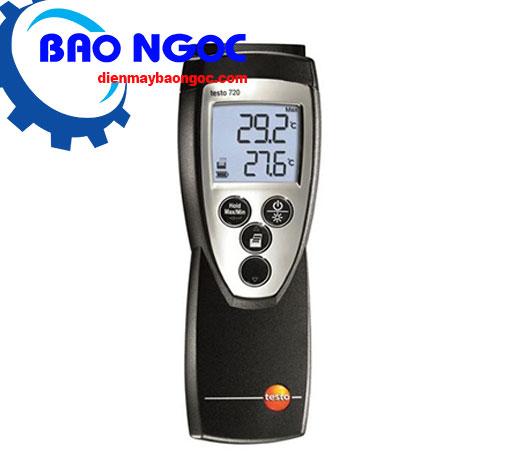 Máy đo nhiệt độ testo 720