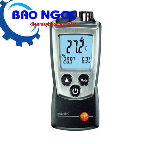 Máy đo nhiệt độ testo 810