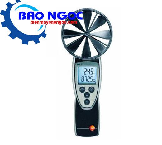 Máy đo vận tốc gió testo 417