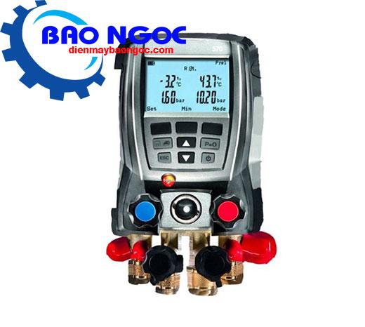 Máy đo áp suất testo 570-2set
