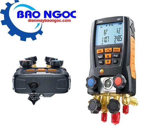 Máy đo áp suất điện lạnh testo 557
