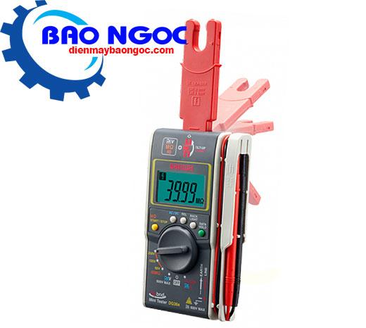 Ampe kìm kết hợp đo điện trở cách điện Sanwa DG36A