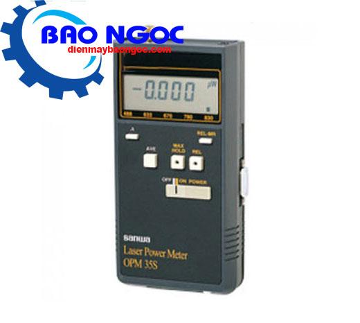 Máy đo công suất laser Sanwa OPM35S
