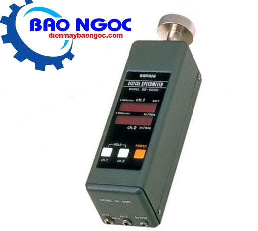 Máy đo tốc độ vòng quay không tiếp xúc Sanwa SE9000 - Thiết bị đo cơ khí