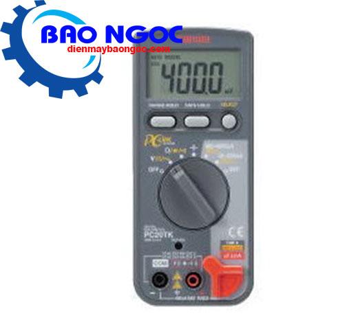 Đồng hồ vạn năng chỉ thị số Sanwa PC20TK