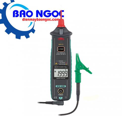 Thiết bị đo điện trở đất Kyoritsu 4300 - Thiết bị đo kiểm tra điện