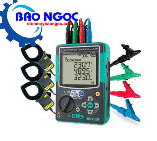 Thiết bị đo phân tích công suất đa năng KYORITSU 6305-00