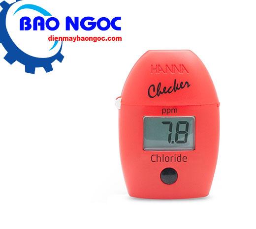 Máy đo nồng độ Chloride Hanna HI753