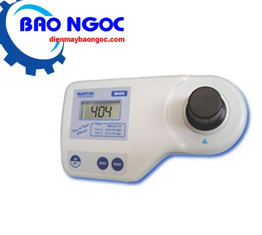 Máy đo Chlorine tự do và Chlorine tổng MARTINI Mi413