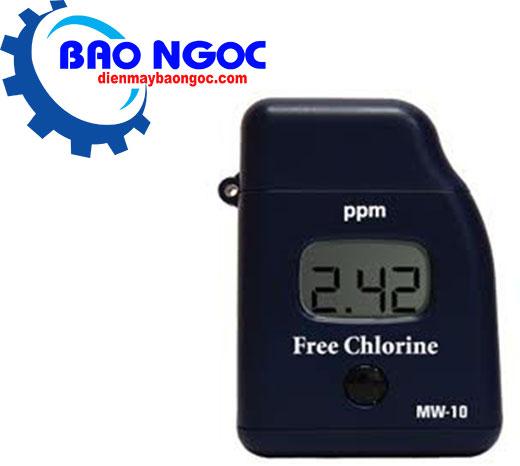 Máy đo Chlorine tự do MARTINI MW10