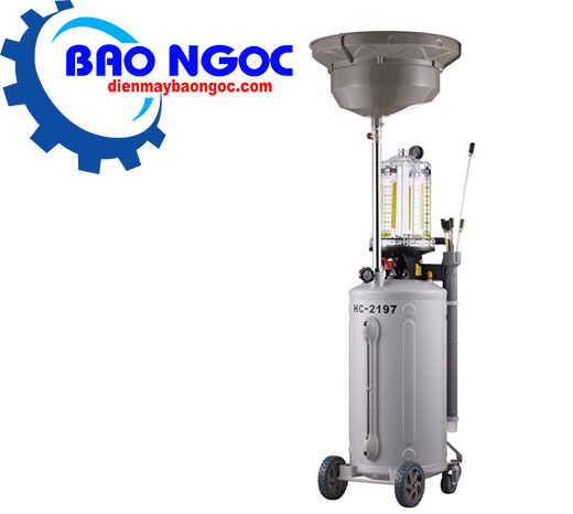 Máy hứng - hút dầu thải khí nén HC-2197