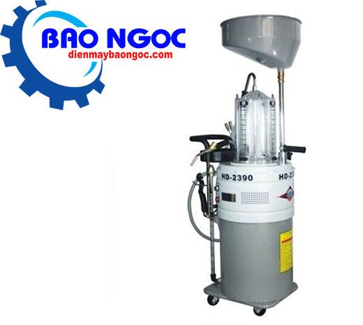 Máy hứng - hút dầu thải chạy điện HC-2390