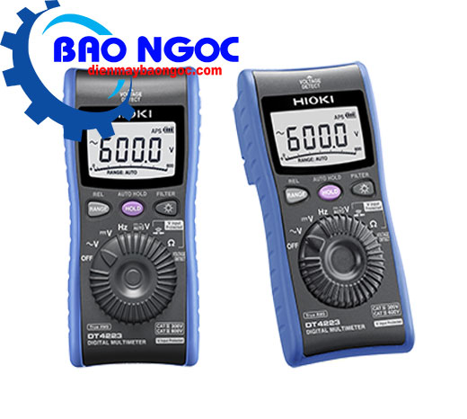 Đồng hồ đo vạn năng Hioki DT4223