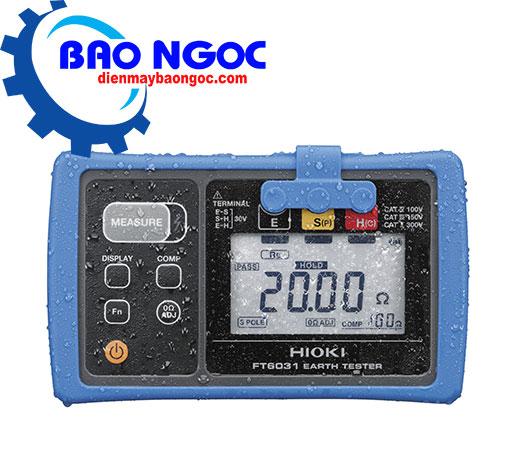 Máy đo điện trở đất Hioki FT6031-03 - Thiết bị đo kiểm tra điện