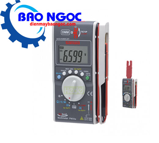Máy đo điện trở cách điện Sanwa PM33A