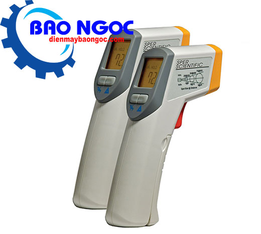 Máy đo nhiệt độ hồng ngoại SPER SCIENTIFIC 800102