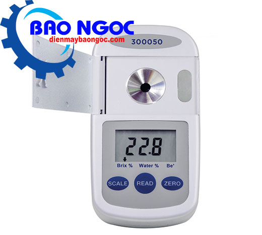 Khúc xạ kế điện tử đo độ mặn SPER SCIENTIFIC 300054
