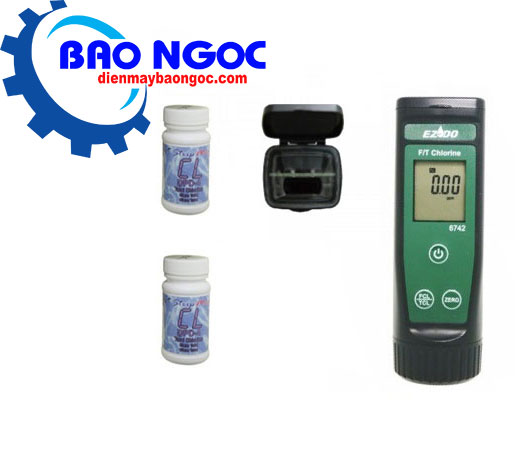 Bút đo Chlorine tổng và Chlorine tự do GONDO 6742