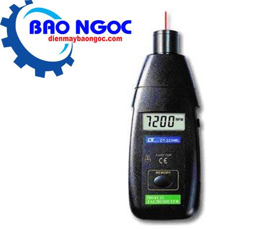 Máy đo tốc độ vòng quay bằng tia laser Lutron DT-2234BL