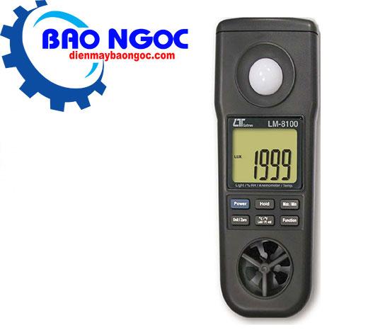 Máy đo vi khí hậu Lutron LM-8100