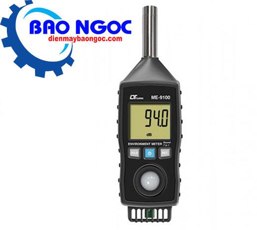 Máy đo vi khí hậu Lutron ME-9100