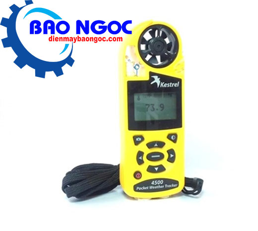 Máy đo môi trường vi khí hậu Kestrel 4500