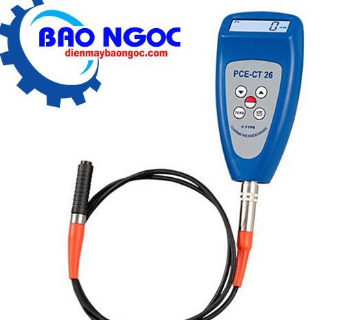 Máy đo độ dày lớp phủ PCE-CT26