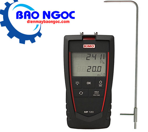 Máy đo áp suất KIMO MP120
