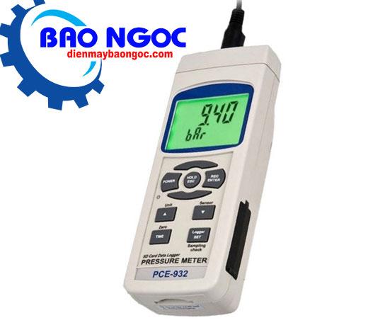 Máy đo áp suất điện tử PCE-932