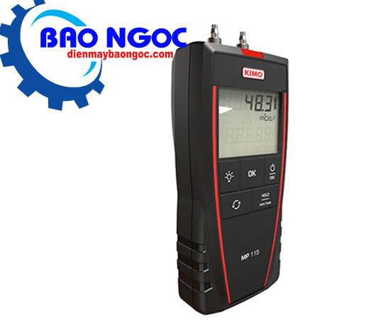 Máy đo chênh áp KIMO MP115