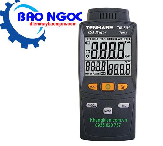 Máy đo khí CO cầm tay Tenmars TM-801