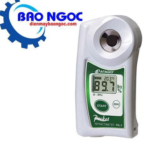Khúc xạ kế đo độ ngọt Atago PAL-3