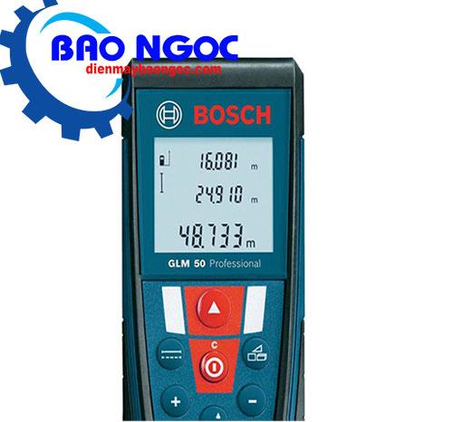 Máy đo khoảng cách Bosch GLM 50 - Thiết bị đo