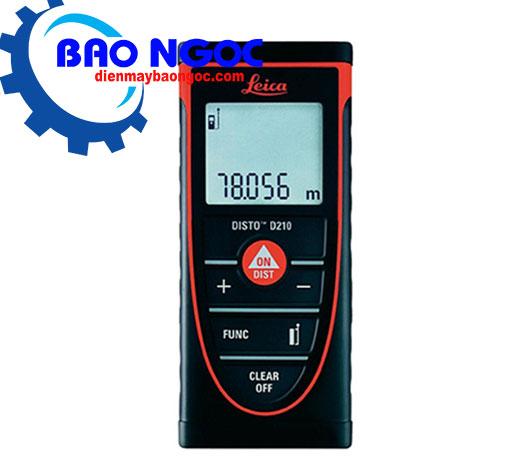 Máy đo khoảng cách laser Leica DISTOTM D210