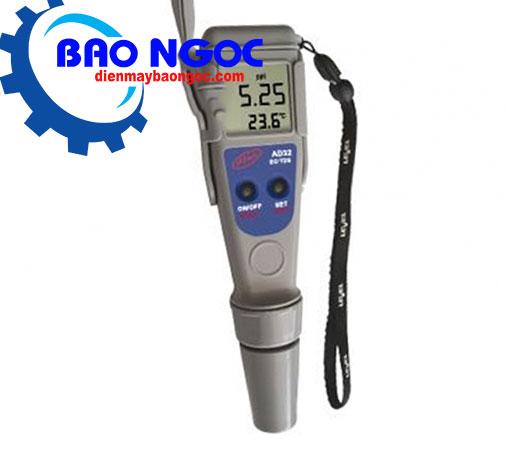 Máy đo độ dẫn (EC), TDS và nhiệt độ dạng bút AD32
