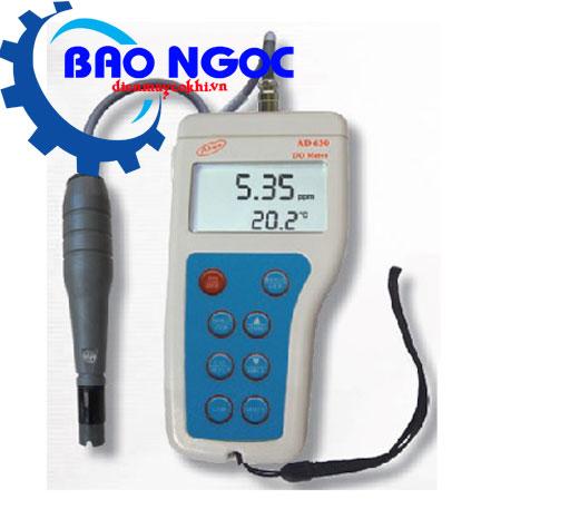 Máy đo Oxy (DO) hòa tan cầm tay Adwa AD630