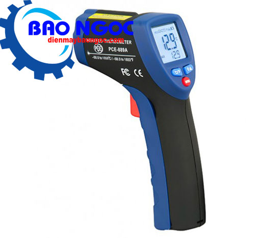 Máy đo nhiệt độ bằng hồng ngoai PCE-889