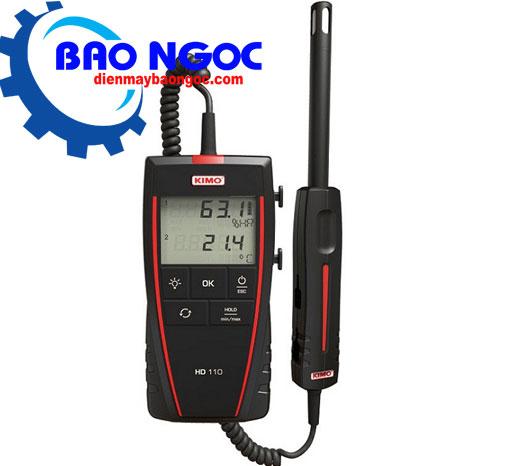 Máy đo nhiệt độ độ ẩm KIMO HD110