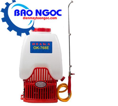 Máy phun thuốc bằng điện OSAKA OK-768E