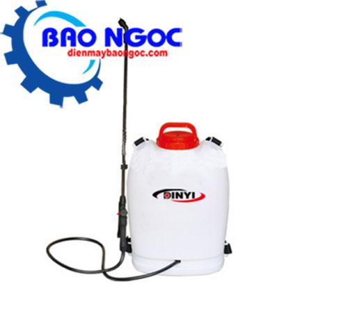Máy xịt thuốc bằng điện Dinyi DS18 - Máy phun thuốc trừ sâu