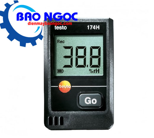 Thiết bị đo,ghi nhiệt ẩm Testo 174H