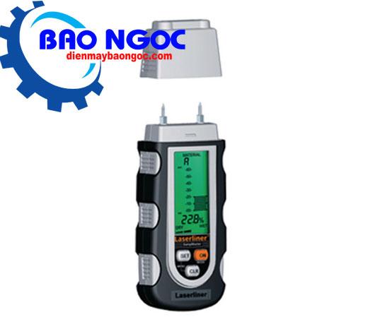 Máy đo độ ẩm gỗ, vật liệu xây dựng Laserliner 082.020A
