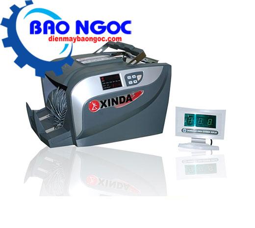 Máy đếm tiền XINDA 2165F (Chính hãng)